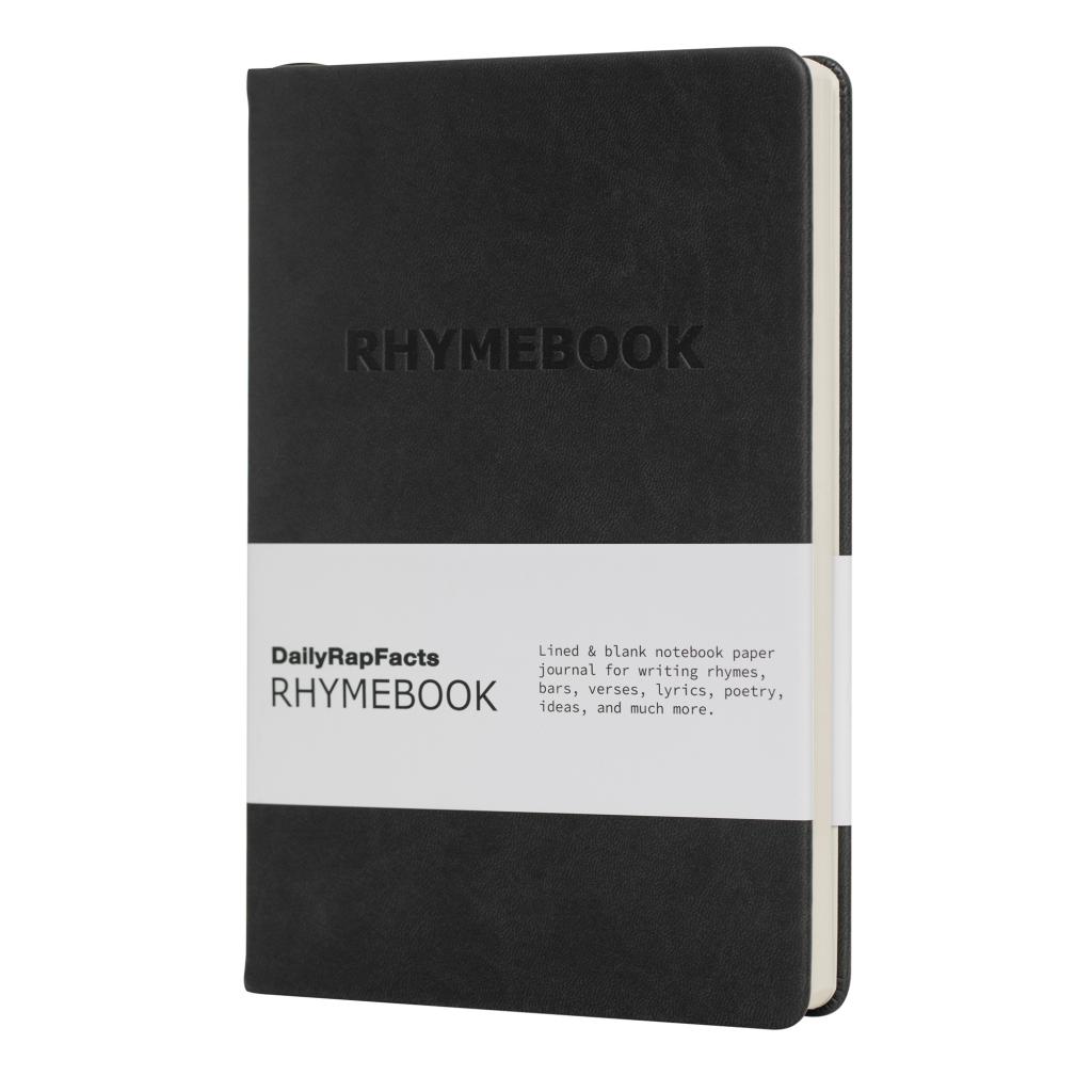 Black RHYMEBOOK