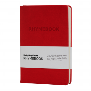 RHYME BOOK RED
