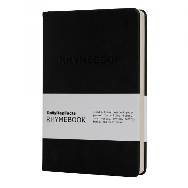 RHYME BOOK BLACK
